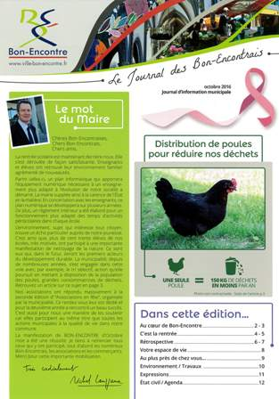 COUV JOURNAL OCTOBRE