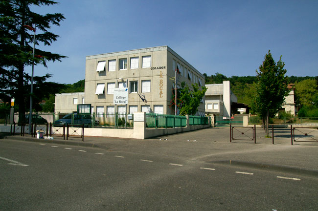 college-la-rocal-exterieur